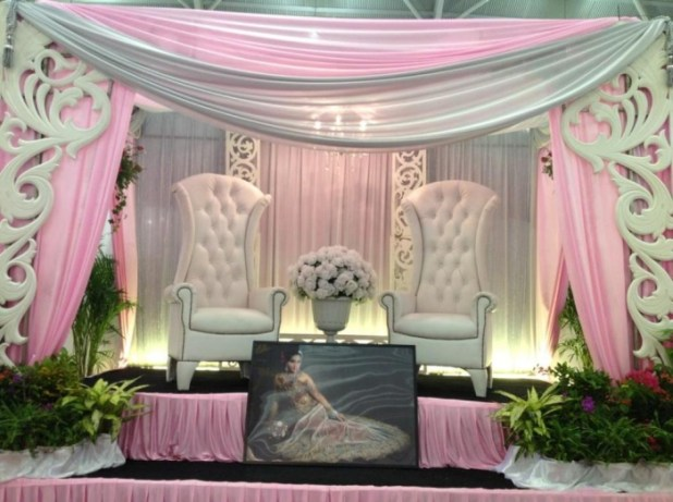 decor26 25 Awesome Wedding Decorations in 2014