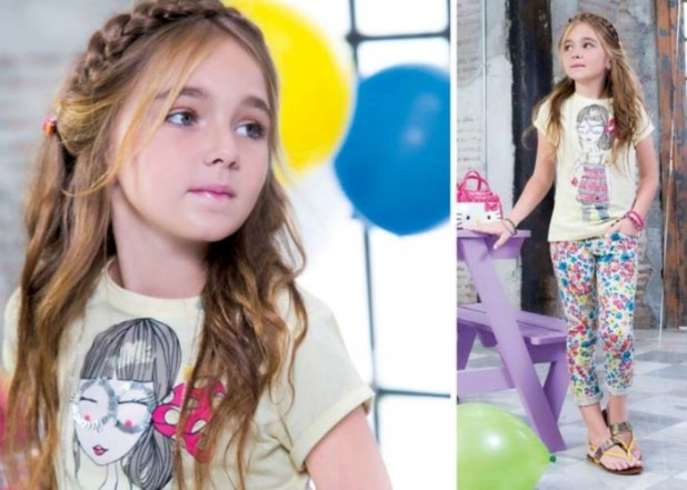 summer-arrival-junior-wear-collection-by-outfitter-07 Junior Kids Fashion Trends for Summer 2014