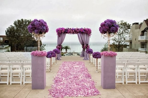 wedding-ceremony-decorations-3 25 Awesome Wedding Decorations in 2014