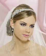 wedding headbands choice