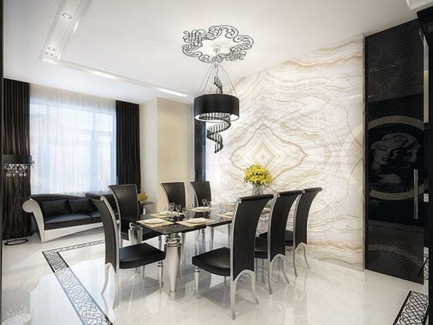 35-Breathtaking-Awesome-Dining-Room-Design-Ideas-2015-14 37 Breathtaking & Awesome Dining Room Design Ideas 2015