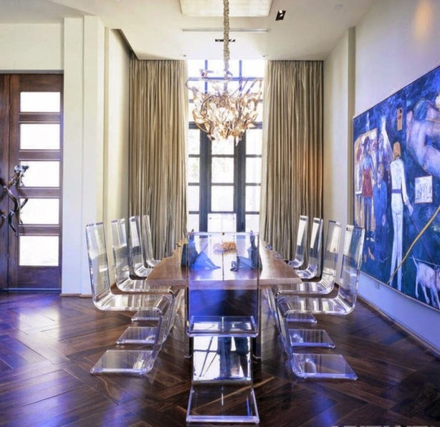 35-Breathtaking-Awesome-Dining-Room-Design-Ideas-2015-37 37 Breathtaking & Awesome Dining Room Design Ideas 2015