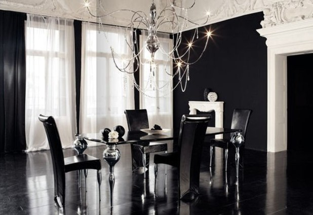 35-Breathtaking-Awesome-Dining-Room-Design-Ideas-2015-6 37 Breathtaking & Awesome Dining Room Design Ideas 2015