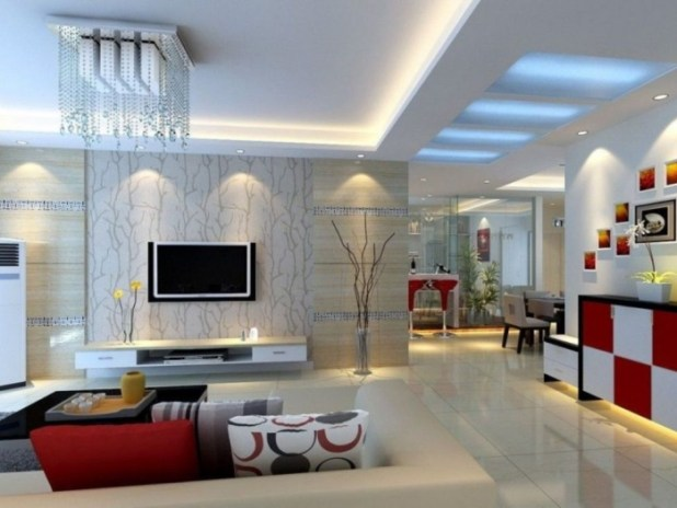 35-Dazzling-Catchy-Ceiling-Design-Ideas-2015-18 46 Dazzling & Catchy Ceiling Design Ideas 2015