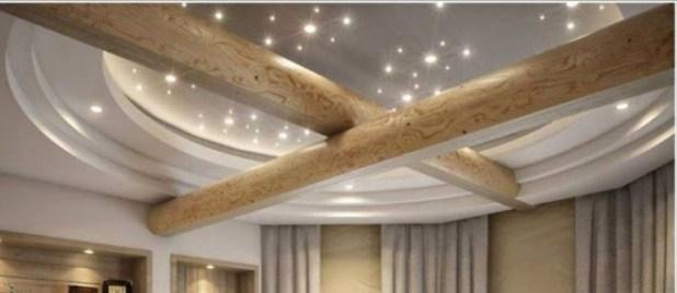 35-Dazzling-Catchy-Ceiling-Design-Ideas-2015-22 46 Dazzling & Catchy Ceiling Design Ideas 2015