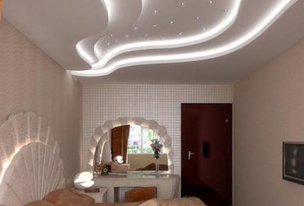 35-Dazzling-Catchy-Ceiling-Design-Ideas-2015-26 46 Dazzling & Catchy Ceiling Design Ideas 2015