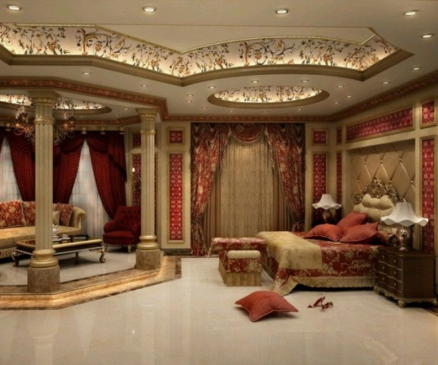 35-Dazzling-Catchy-Ceiling-Design-Ideas-2015-31 46 Dazzling & Catchy Ceiling Design Ideas 2015