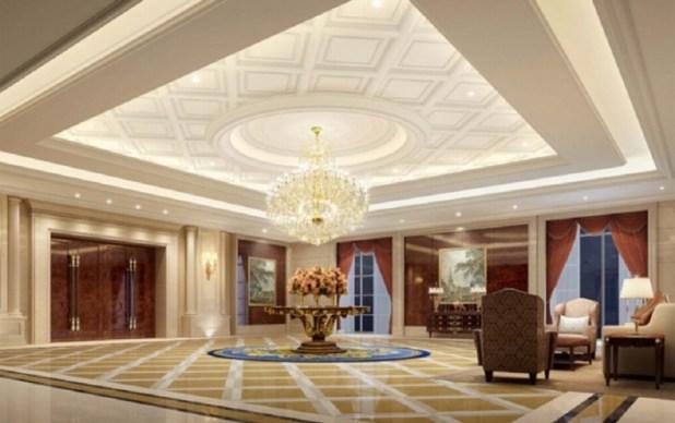 35-Dazzling-Catchy-Ceiling-Design-Ideas-2015-44 46 Dazzling & Catchy Ceiling Design Ideas 2015