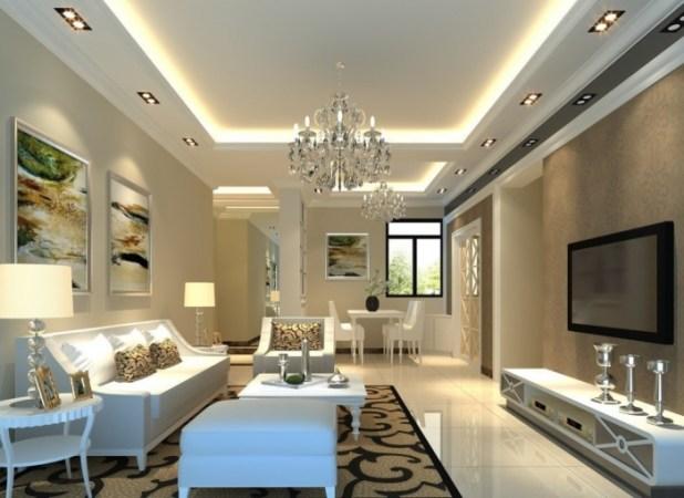35-Dazzling-Catchy-Ceiling-Design-Ideas-2015 46 Dazzling & Catchy Ceiling Design Ideas 2015