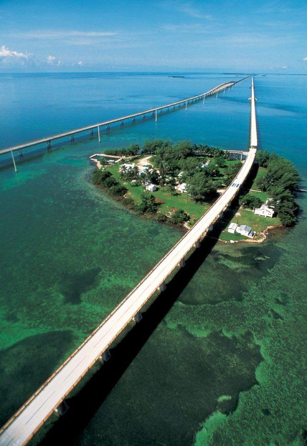 Seven_mile_bridge Top 10 Biggest Bridges in USA