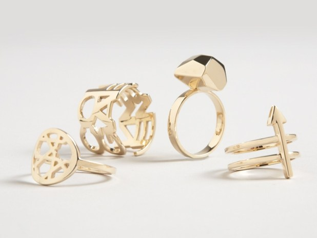 3D-printed-jewelry-designs-11 50 Coolest 3D Printed Jewelry Designs