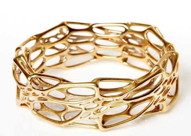 3D-printed-jewelry-designs-15 50 Coolest 3D Printed Jewelry Designs