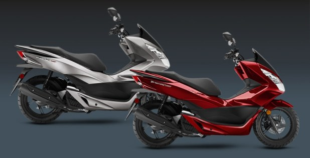 PCX-2016 Awesome Motorcycle Models Released by Honda for 2016