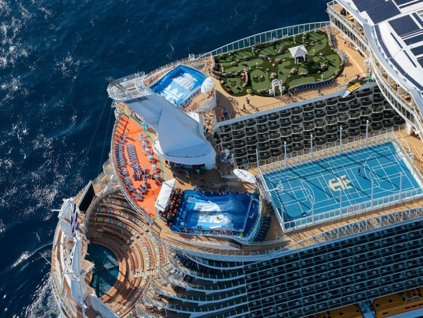 Brilliance-of-the-Seas Top 10 Best Carnival Cruises in 2015