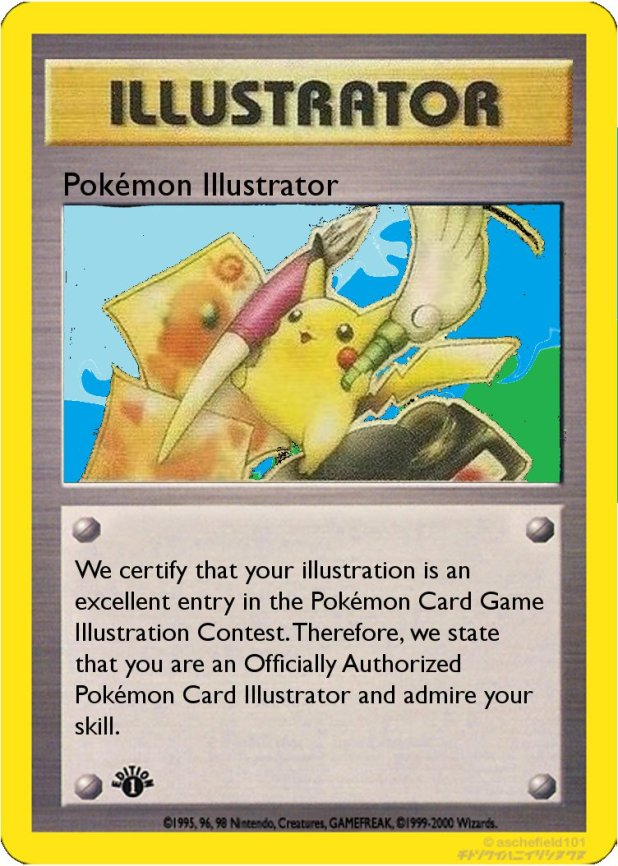 pikachu_illustrator_in_english_by_pikachupokemon123-d53uy6z Top 10 World's Most Expensive Pokémon Cards 2015