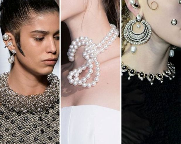 pearls-and-chains-5 The Hottest Jewelry Trends for Women in 2016
