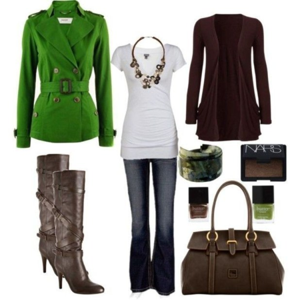 fall-and-winter-outfits-2016-18 79 Elegant Fall & Winter Outfit Ideas 2016