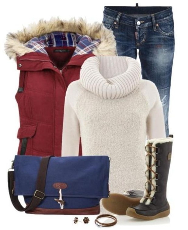 fall-and-winter-outfits-2016-38 79 Elegant Fall & Winter Outfit Ideas 2016