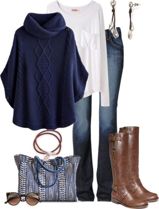 fall-and-winter-outfits-2016-45 79 Elegant Fall & Winter Outfit Ideas 2016