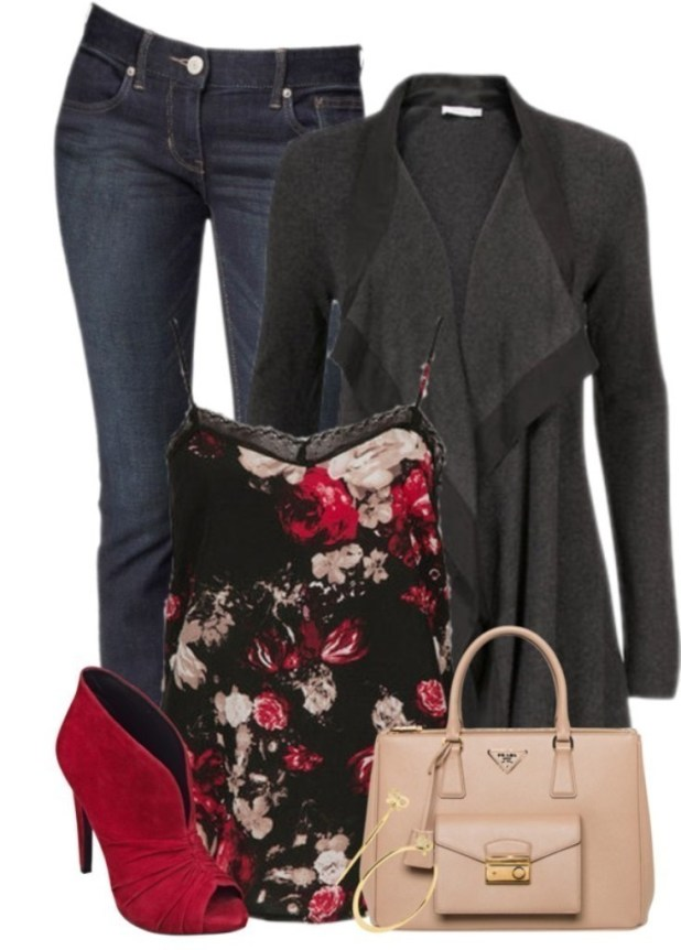 fall-and-winter-outfits-2016-55 79 Elegant Fall & Winter Outfit Ideas 2016