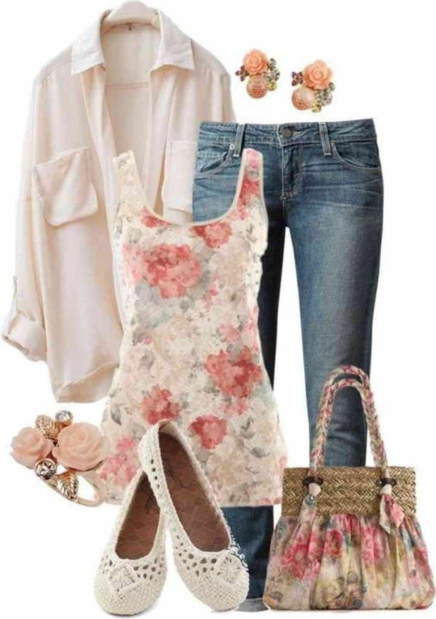 spring-and-summer-outfits-2016-53 81 Stylish Spring & Summer Outfit Ideas 2016