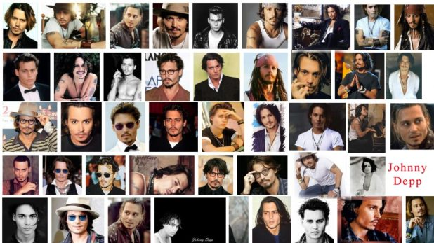 johnny-depp-collage1 10 Actors You Would Not Believe That They Never Won The Oscars