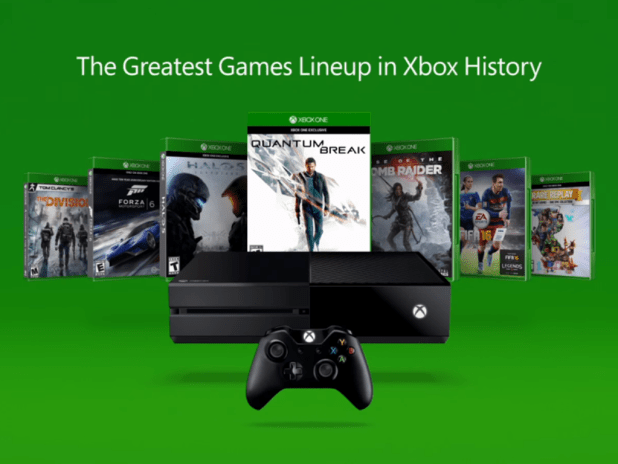 """Xbox-One-7 The All-in-One """"Xbox One"""" Has Something for Everyone"""