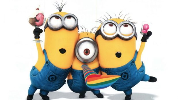 minions-03 Top 5 Highest Grossing Animated Movies