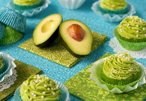 Avocado-Chocolate-Cake-with-Avocado-Butter-cream-2 Unusual Cake Recipe Ideas That You should Try  [Video Tutorials] ...