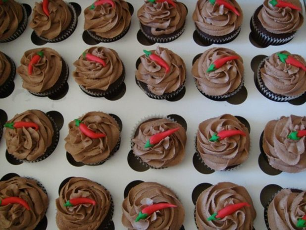 Chocolate-Chili-cupcake-4 Unusual Cake Recipe Ideas That You should Try  [Video Tutorials] ...
