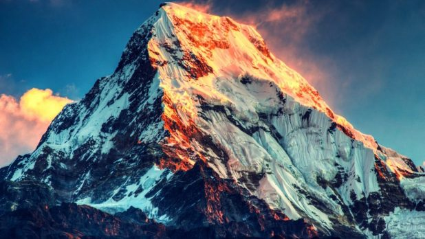Everest-1 Top 3 Highest Mountains In The World