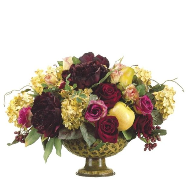 Fruit-and-Flower-Mixes-7 7 Tricks to Make Flowers Last forever ...