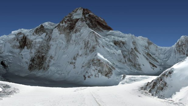 K2-1 Top 3 Highest Mountains In The World
