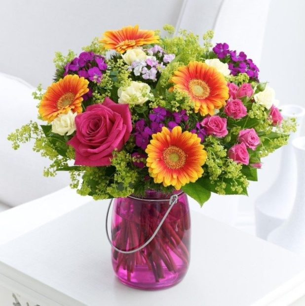keep-flowers-away-from-appliances-4 7 Tricks to Make Flowers Last forever ...