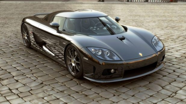 CCXR-2 3 Most Expensive Cars in The World