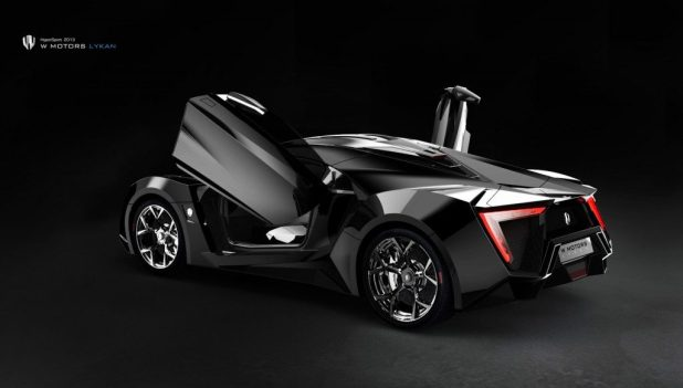 Lykan-Hypersport-5 3 Most Expensive Cars in The World