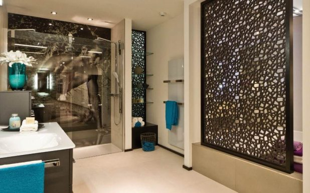 perforated-metal-sheet-ideas-31 63 Awesome Perforated Metal Sheet Ideas to Decorate Your Home