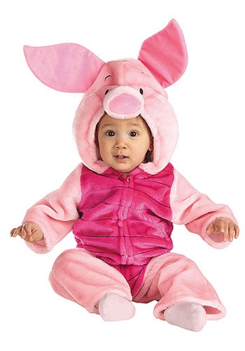 toddler-plush-piglet-costume 5 Most Wanted Halloween Beanie Babies Costumes & What To Consider