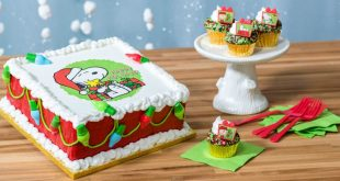 82 Mouthwatering Christmas Cake Decoration Ideas 2017