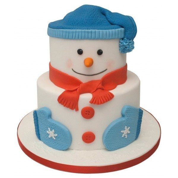Christmas-Cake-Decoration-Ideas-2017-34 82 Mouthwatering Christmas Cake Decoration Ideas 2017