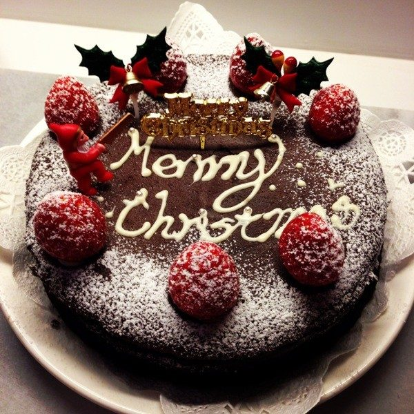 Christmas-Cake-Decoration-Ideas-2017-37 82 Mouthwatering Christmas Cake Decoration Ideas 2017
