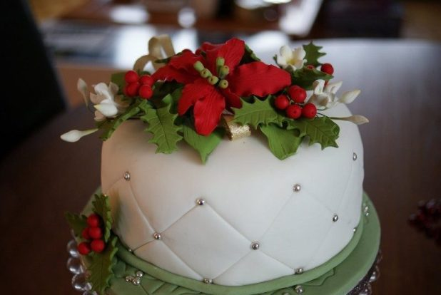 Christmas-Cake-Decoration-Ideas-2017-38 82 Mouthwatering Christmas Cake Decoration Ideas 2017