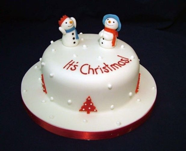 Christmas-Cake-Decoration-Ideas-2017-71 82 Mouthwatering Christmas Cake Decoration Ideas 2017