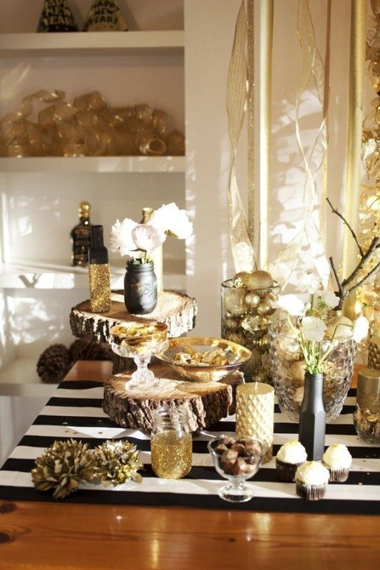 84 Awesome New Years Eve 2018 Decorating Ideas  Pouted