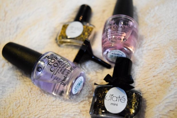Base-coat2 The Easiest Way to Apply Caviar Manicure