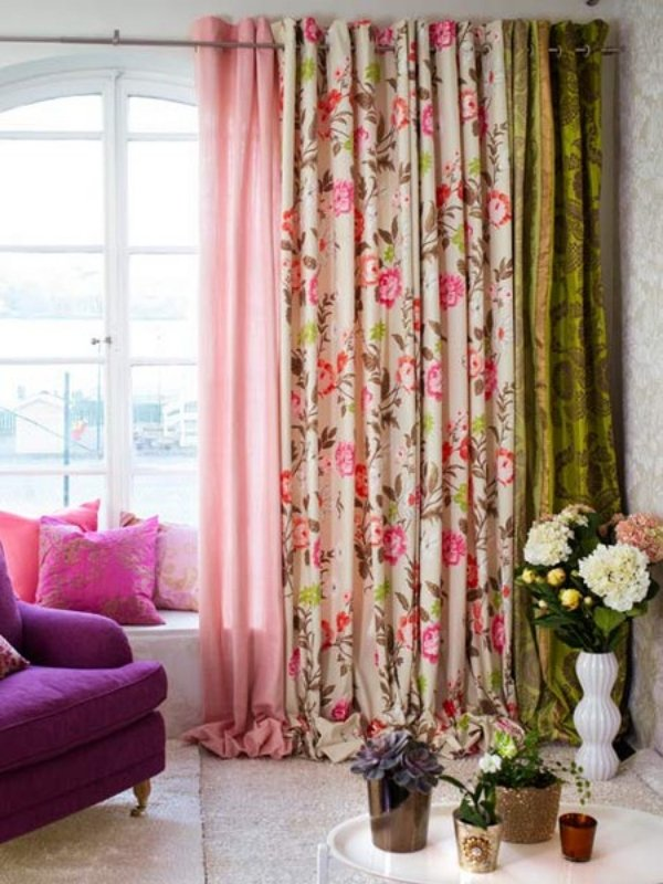 Curtain-Changes1-1 +20 Most Creative Designs For Living Rooms