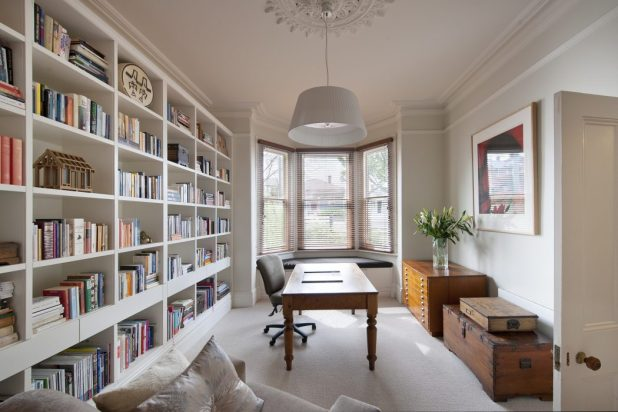 Library-Dominated-Room3-1 +20 Most Creative Designs For Living Rooms