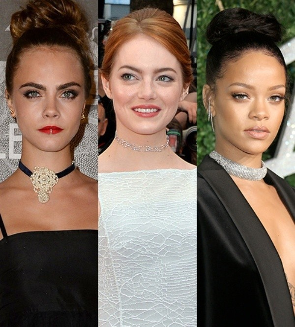 Chokers-7 23 Most Breathtaking Jewelry Trends in 2017