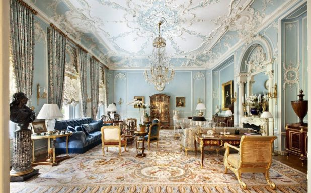 Patterned-Ceiling1 7 Ceilings Design Ideas For 2017