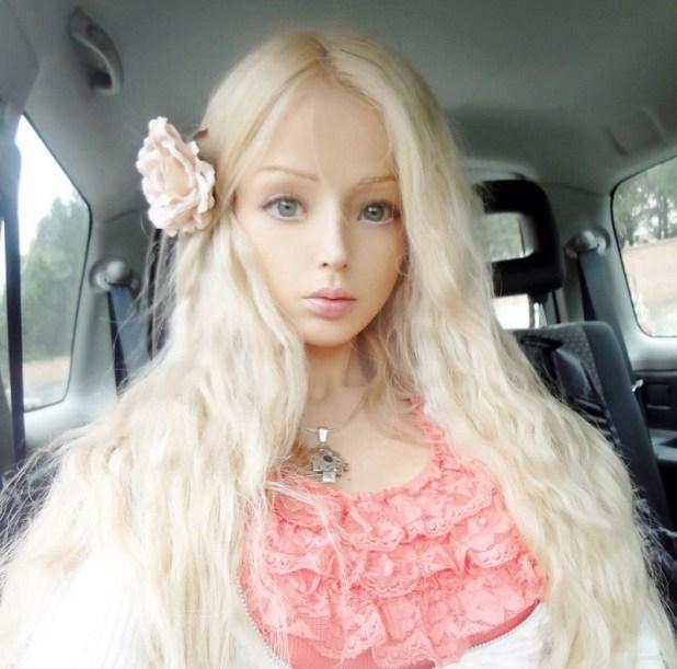 Valeria-Lukyanova4-675x667 6 World's Most Popular Barbie Girls in 2017